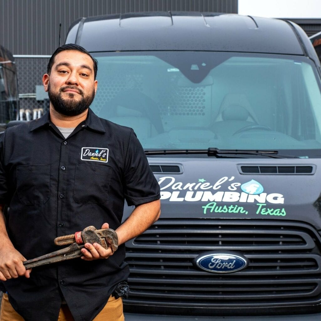 heating services technician in austin tx ready to repair or replace your heater